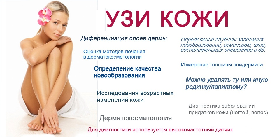 фото узи кожи в Калининграде