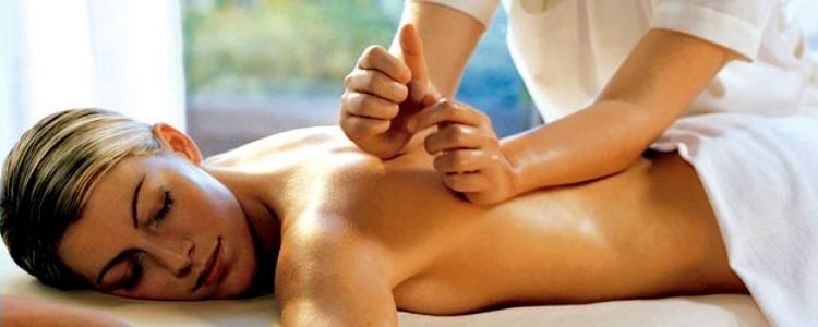 фото проведения классического массажа