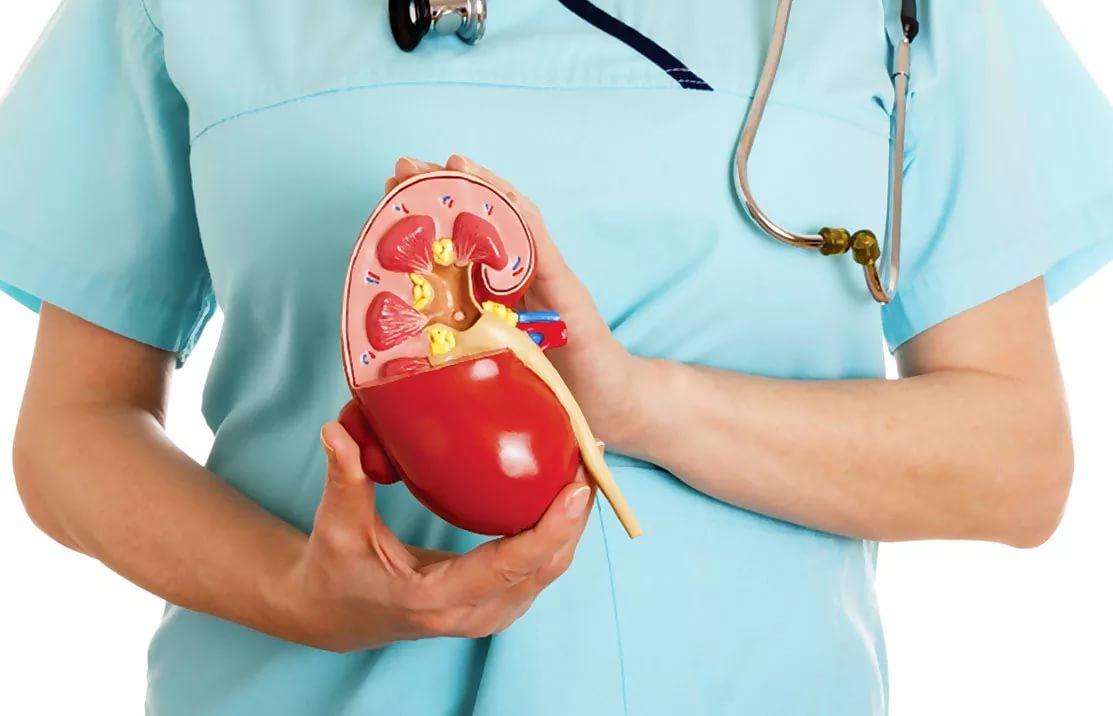 фото заболевания почек - пиелонефрита у пациентов